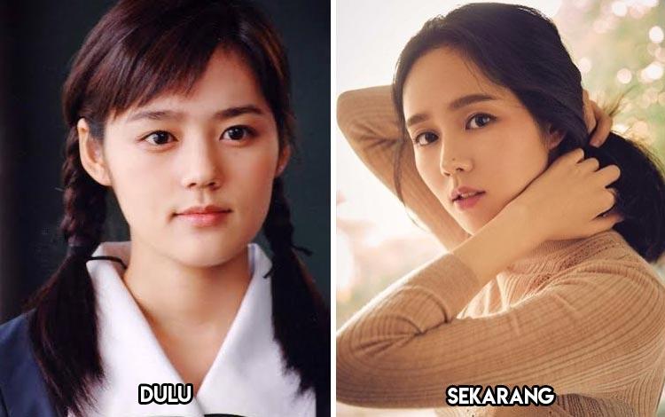 Artis Korea Yang Kecantikannya Awet Muda - Han Ga In