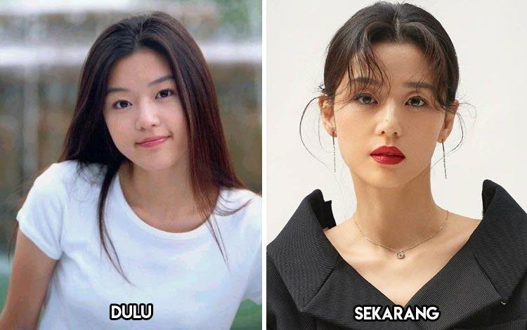 Artis Korea Yang Cantik dan Awet Muda - Jun Ji Hyun