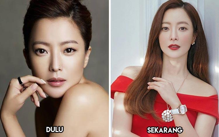 Artis Korea Yang Kecantikannya Awet Muda - Kim Hee Sun