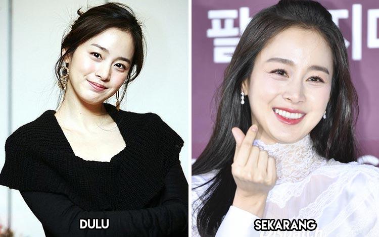 Artis Korea Yang Kecantikannya Awet Muda - Kim Tae Hee