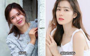 Artis Korea Yang Cantik dan Awet Muda - Son Ye Jin