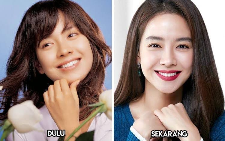 Artis Korea Yang Cantik dan Awet Muda - Song Ji Hyo