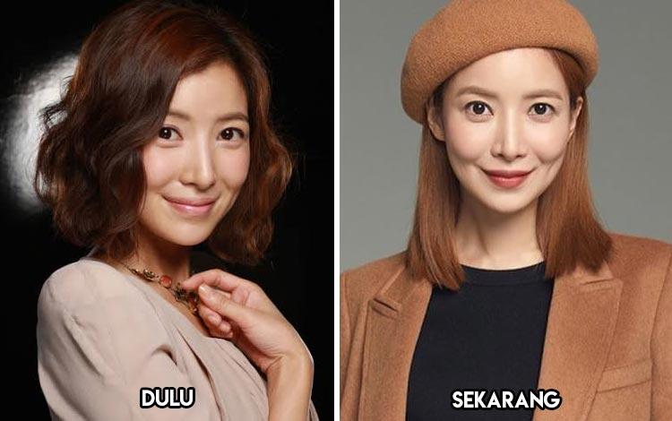 Artis Korea Yang Kecantikannya Awet Muda - Yoon Se Ah