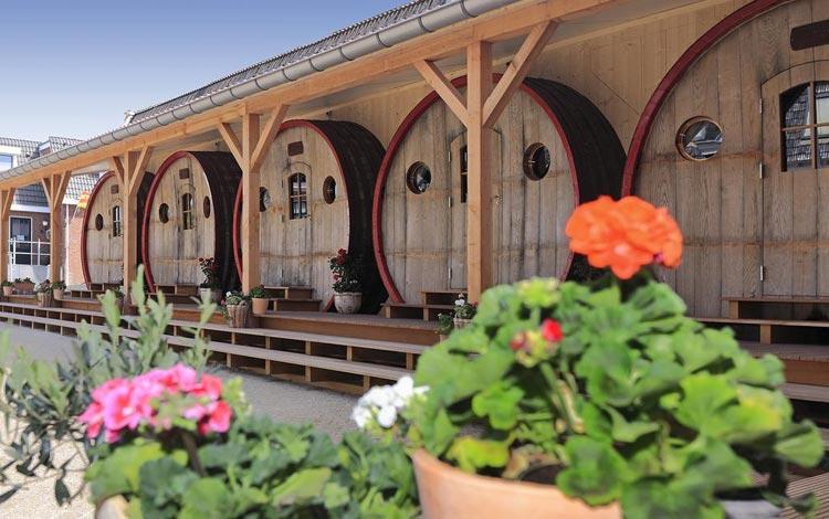 Daftar Hotel Terunik Di Dunia - De Vrouwe van Stavoren