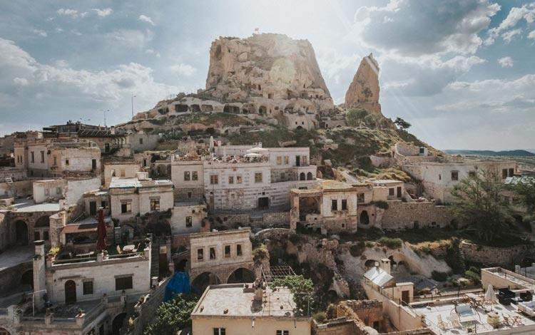 Daftar Hotel Terunik Di Dunia - Dream of Cappadocia Hotel