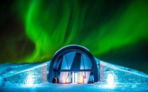 Daftar Hotel Terunik Di Dunia - Ice Hotel