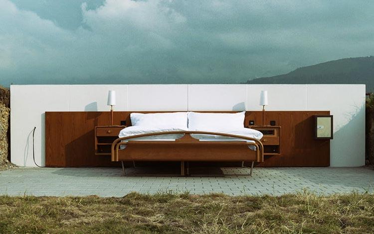 Daftar Hotel Terunik Di Dunia - Null Stern Hotel Room
