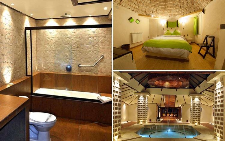 Daftar Hotel Terunik Di Dunia - Palacio de Sal Room