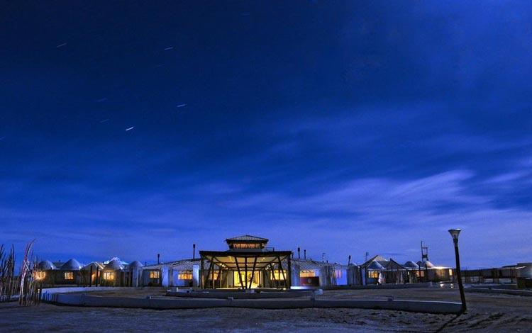 Daftar Hotel Terunik Di Dunia - Palacio de Sal