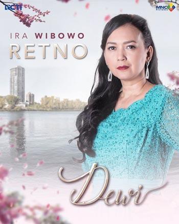 Daftar Pemain Sinetron Dewi RCTI Terlengkap - Ira Wibowo