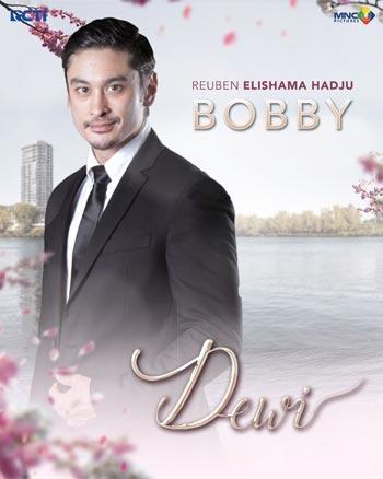 Daftar Pemain Sinetron Dewi RCTI Terlengkap - Reuben Elishama Hadju
