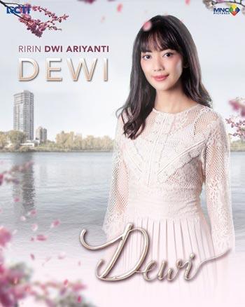 Daftar Pemain Sinetron Dewi RCTI Terlengkap - Ririn Dwi Ariyanti