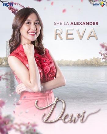 Daftar Pemain Sinetron Dewi RCTI Terlengkap - Sheila Alexander