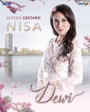 Daftar Pemain Sinetron Dewi rcti - Alessia Cestaro