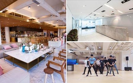 Gedung Agensi Kpop Terbesar Di Korea Selatan - Gedung SM Entertainment
