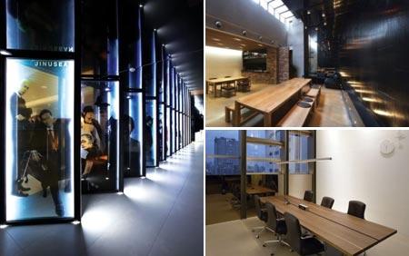 Gedung Agensi Kpop Terbesar Di Korea Selatan - Gedung YG Entertainment
