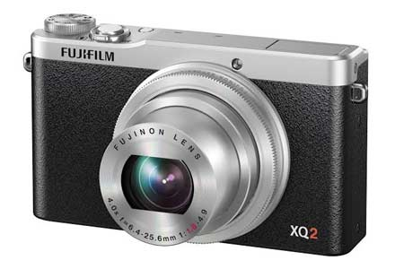 Kamera Mirrorless Terbaik - Fujifilm XQ2