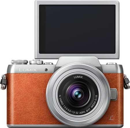 Kamera Mirrorless Terbaik - Panasonic Lumix DMC-GF8