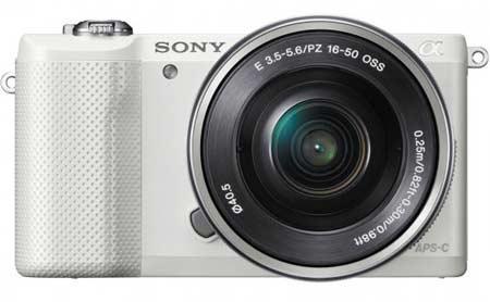 Kamera Mirrorless Terbaik - Sony Alpha A5000