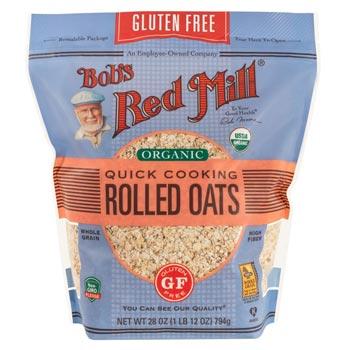 Merk Oatmeal Yang Bagus Untuk Kesehatan - Bob's Red Mill