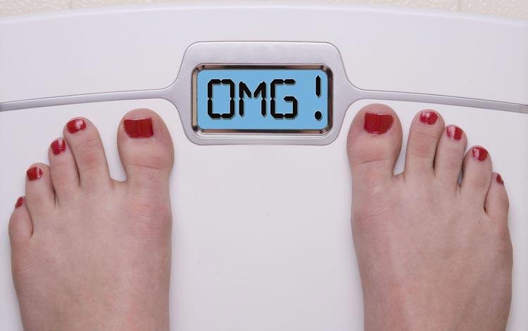 Penyakit Yang Mengintai Pada AC Yang Tidak Pernah Dibersihkan - Berat badan bertambah