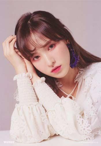 Profil Wendy Red Velvet