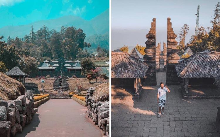 Tempat Wisata Terpopuler Di Solo - Candi Cetho