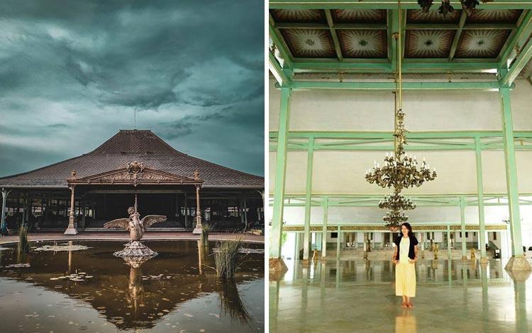 Tempat Wisata Terpopuler Di Solo - Istana Mangkunegaran