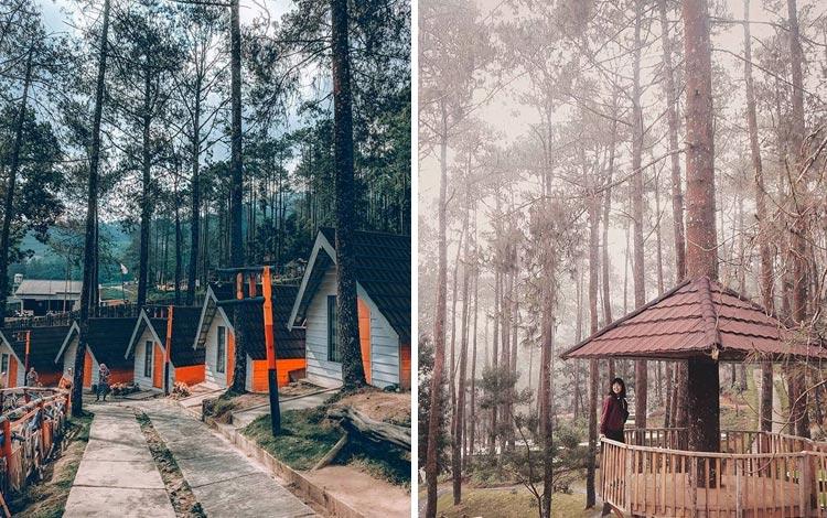 Tempat Wisata Terpopuler Di Solo - The Lawu Park