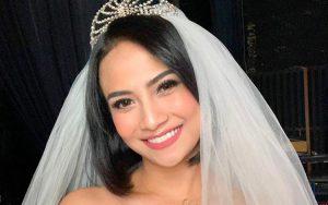 Vanessa Angel Menikah