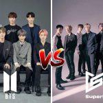 BTS vs SuperM