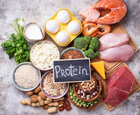 Cara menaikan berat badan yang aman dengan mengkonsumsi protein berkualitas