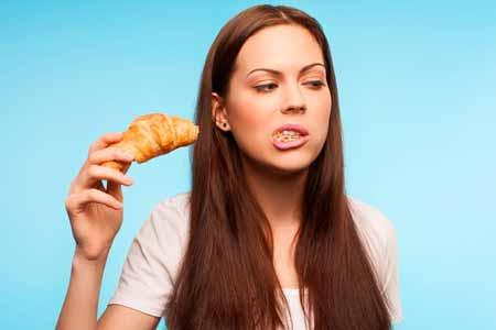 Cara menaikan berat badan secara alami dan aman - Kunyah makanan sampai halus