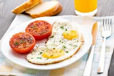 Cara menaikan berat badan secara alami dan aman - Wajib sarapan