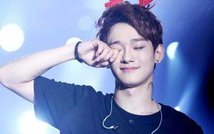 Chen EXO menikah