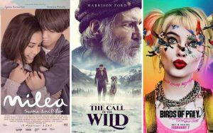 Film bioskop yang tayang Februari 2020