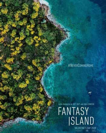 Film bioskop Februari 2020 - Fantasy Island