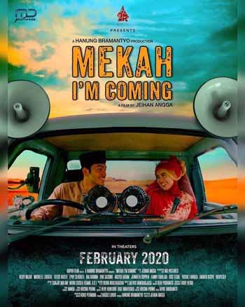Film bioskop Februari 2020 - Mekah I'm Comming