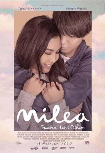 Film bioskop Februari 2020 - Milea: Suara Dari Dilan