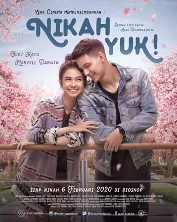 Film bioskop Februari 2020 - Nikah Yuk!
