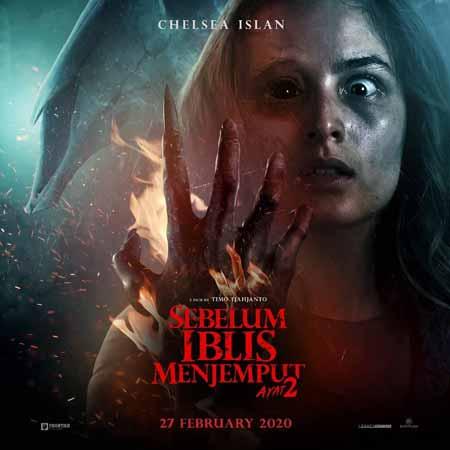 Film bioskop Februari 2020 - Sebelum Iblis Menjemput: Ayat Dua