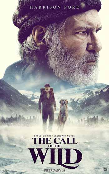 Film bioskop Februari 2020 - The Call of the Wild