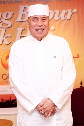 Daftar Pemain Sinetron Jangan Panggil Gue Pak Haji SCTV - Latief Sitepu