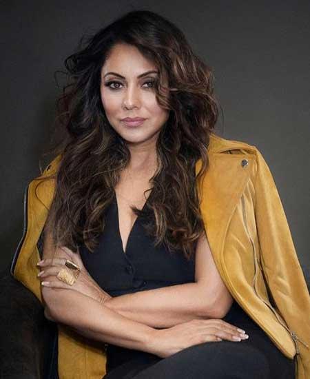Gauri Kali Chibber - istri Shahrukh Khan