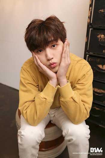 Idol Kpop Yang Akan Menjalankan Wamil Tahun 2020 - Sandeul B1A4