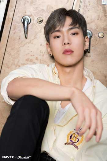 Idol Kpop Yang Akan Menjalankan Wamil Tahun 2020 - Shownu Monsta X