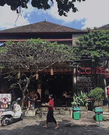 Kedai Kopi Terbaik Di Bali - Anomali Coffee