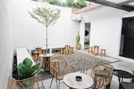 Kedai Kopi Terbaik Di Bali - Hanaka Coffee