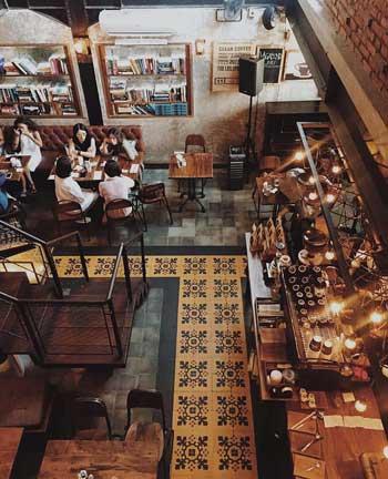 Kedai Kopi Terbaik Di Bali - Pison Coffee