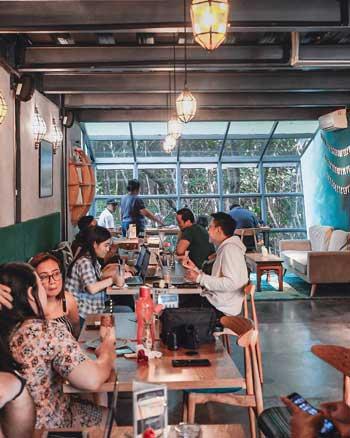 Kedai Kopi Terbaik Di Bali - Recolta Cafe